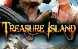 Остров сокровищ — купить и читать книгу на английском
